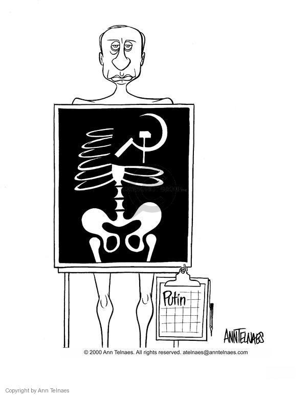 Ann Telnaes  Ann Telnaes' Editorial Cartoons 2000-08-23 political symbol