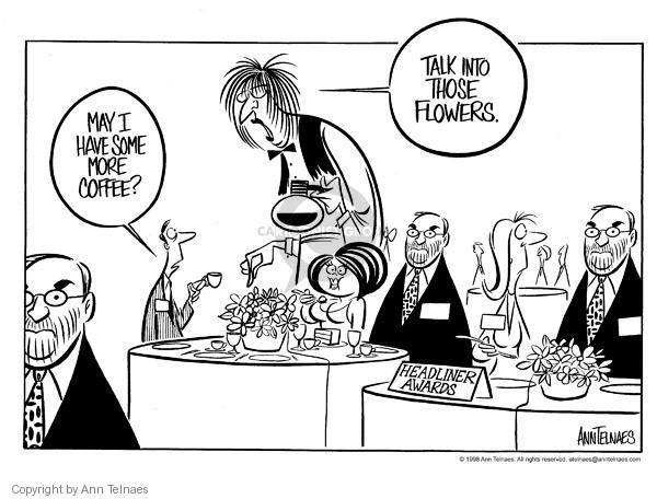 Ann Telnaes  Ann Telnaes' Editorial Cartoons 1998-01-01 tape