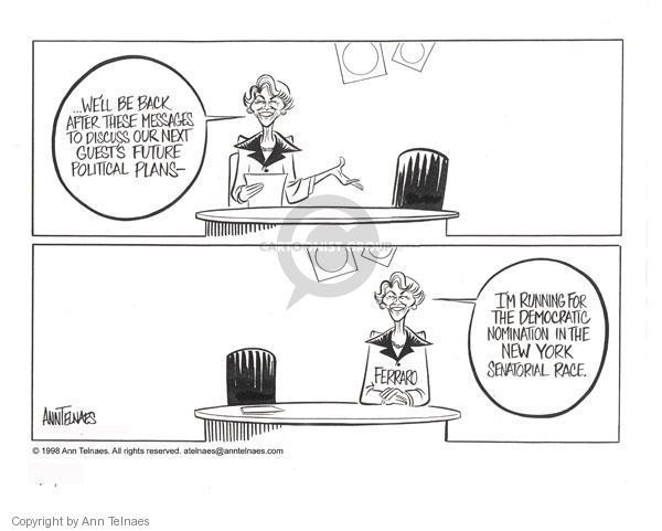 Ann Telnaes  Ann Telnaes' Editorial Cartoons 1998-01-06 message