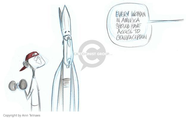 Ann Telnaes  Ann Telnaes' Editorial Cartoons 2012-10-19 2012 debate