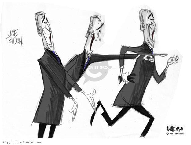 Ann Telnaes  Ann Telnaes' Editorial Cartoons 2013-02-21 Joe Biden