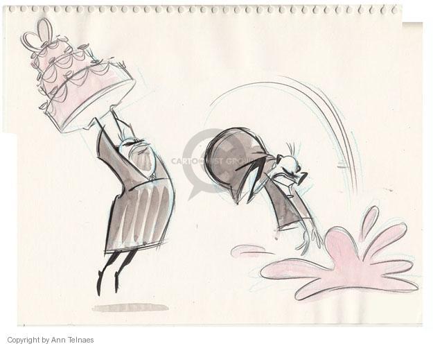 Cartoonist Ann Telnaes  Ann Telnaes' Editorial Cartoons 2013-06-27 majority decision