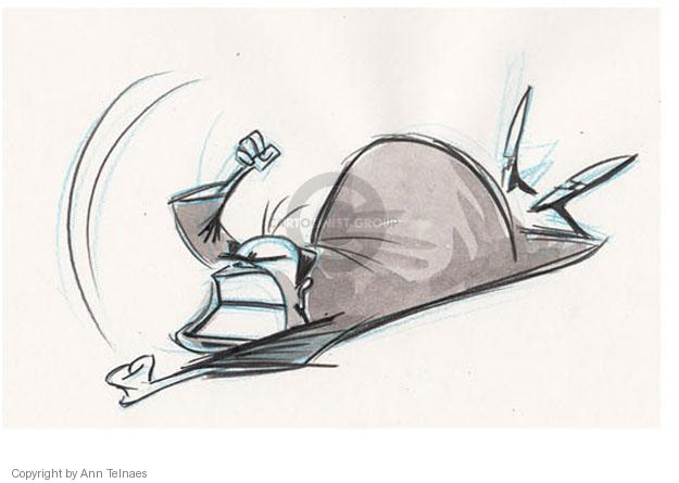 Ann Telnaes  Ann Telnaes' Editorial Cartoons 2013-06-27 homosexual