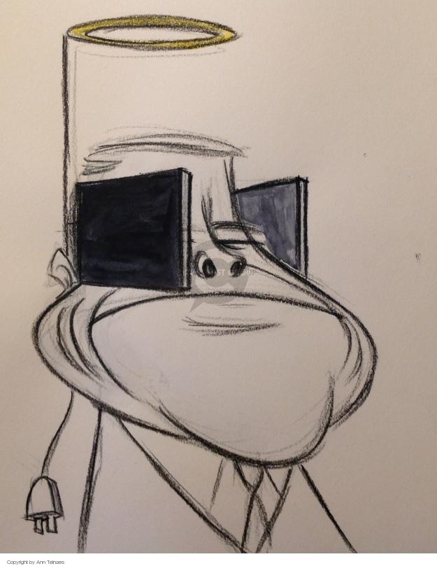 Ann Telnaes  Ann Telnaes' Editorial Cartoons 2014-08-01 illustration
