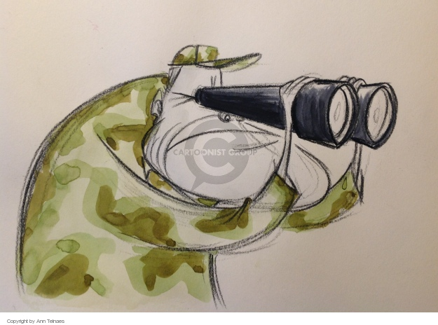 Ann Telnaes  Ann Telnaes' Editorial Cartoons 2014-08-02 immigrant