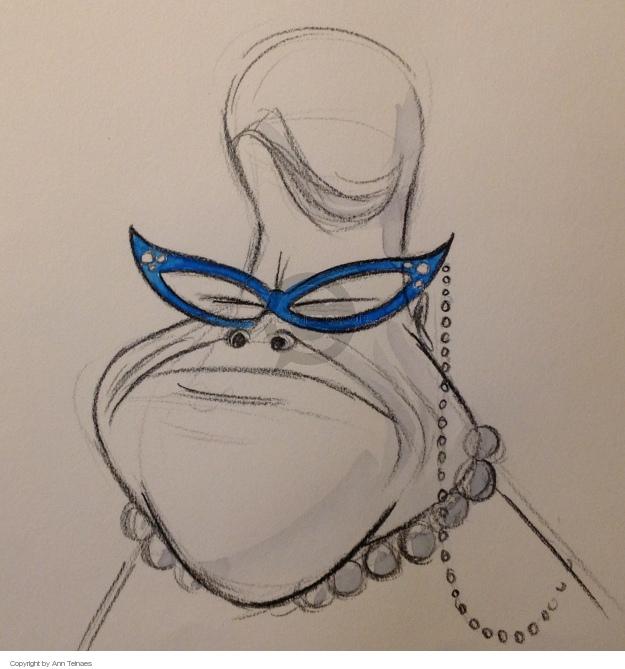 Ann Telnaes  Ann Telnaes' Editorial Cartoons 2014-08-03 illustration