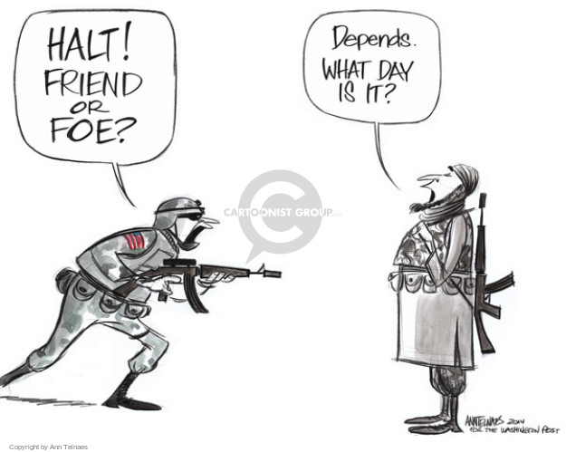 Ann Telnaes  Ann Telnaes' Editorial Cartoons 2014-09-18 terrorism