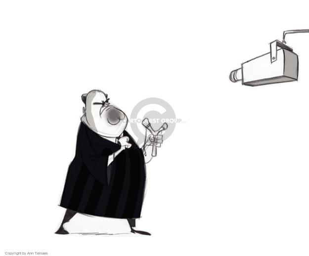 Ann Telnaes  Ann Telnaes' Editorial Cartoons 2014-11-12 supreme court justice