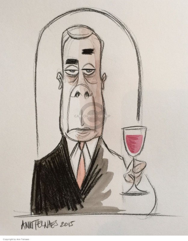 Ann Telnaes  Ann Telnaes' Editorial Cartoons 2015-01-21 State of the Union