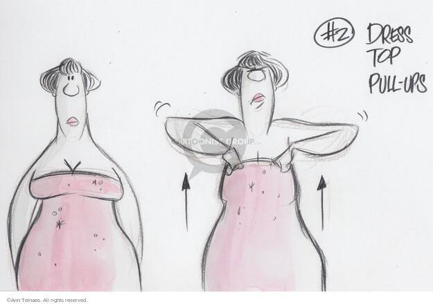 Ann Telnaes  Ann Telnaes' Editorial Cartoons 2015-04-27 dress