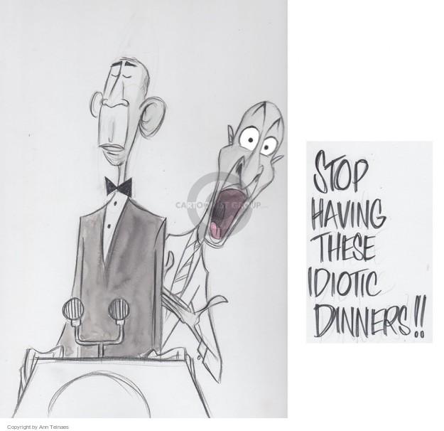 Ann Telnaes  Ann Telnaes' Editorial Cartoons 2015-04-27 Barack Obama