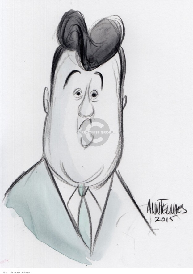 Ann Telnaes  Ann Telnaes' Editorial Cartoons 2015-08-07 2016 Election Chris Christie
