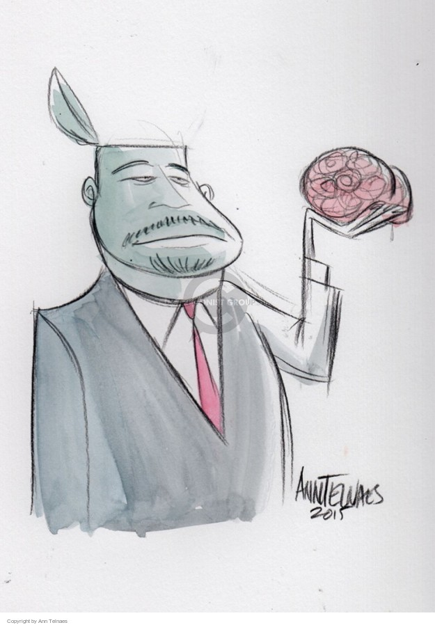 Cartoonist Ann Telnaes  Ann Telnaes' Editorial Cartoons 2015-08-07 hang