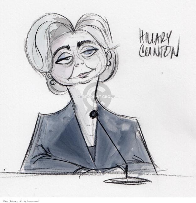 Cartoonist Ann Telnaes  Ann Telnaes' Editorial Cartoons 2015-10-23 hearing