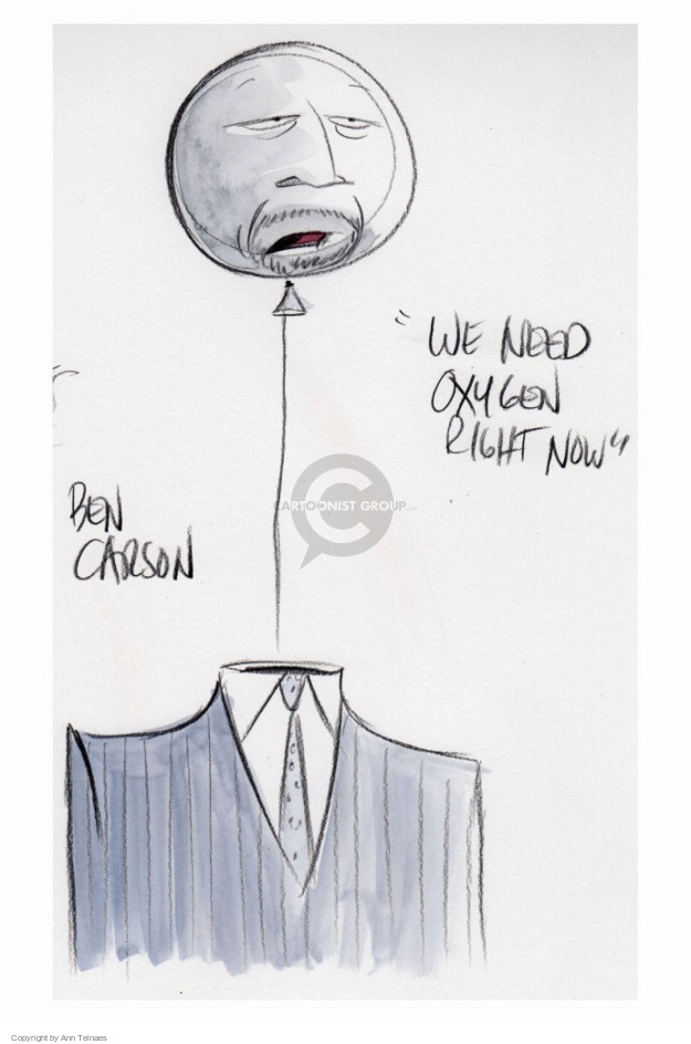 Ann Telnaes  Ann Telnaes' Editorial Cartoons 2015-12-16 need