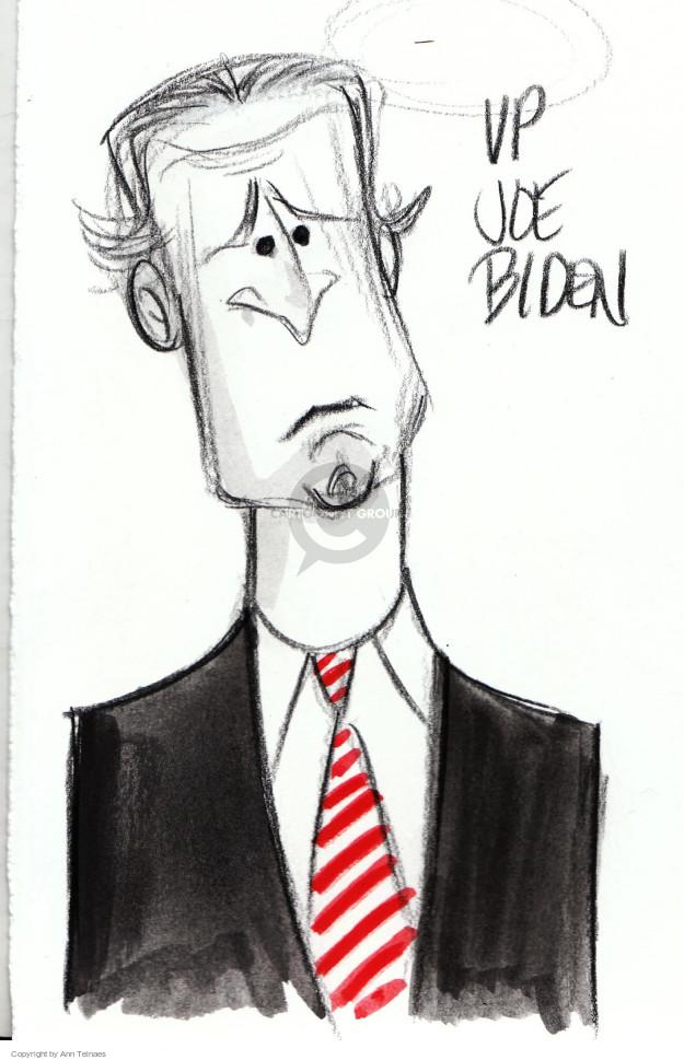 Ann Telnaes  Ann Telnaes' Editorial Cartoons 2016-01-13 Joe Biden