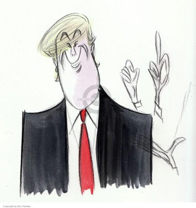 Cartoonist Ann Telnaes  Ann Telnaes' Editorial Cartoons 2016-01-15 debate
