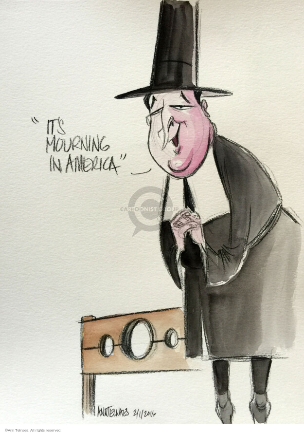 Ann Telnaes  Ann Telnaes' Editorial Cartoons 2016-02-02 christianity