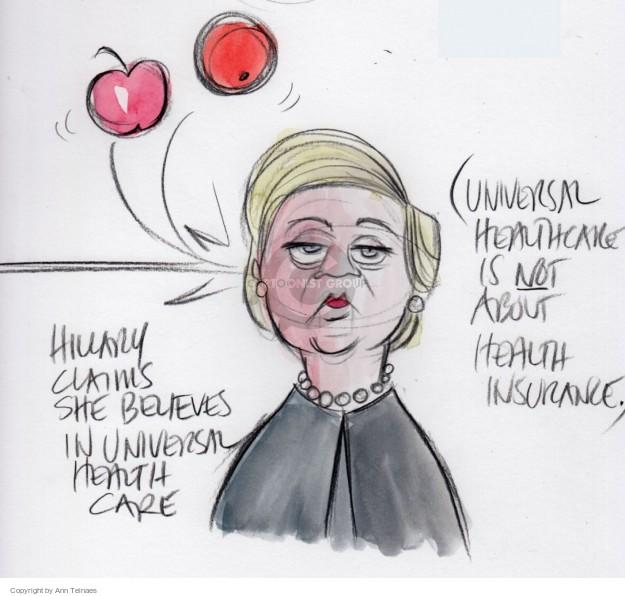 Ann Telnaes  Ann Telnaes' Editorial Cartoons 2016-03-09 Bernie Sanders