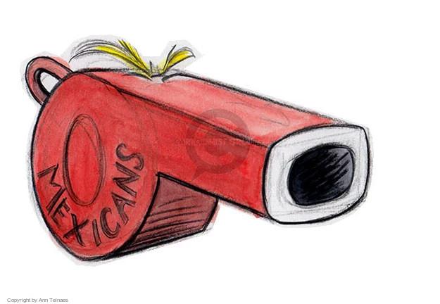 Cartoonist Ann Telnaes  Ann Telnaes' Editorial Cartoons 2016-07-13 presumptive