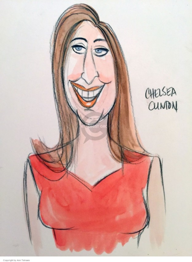 Cartoonist Ann Telnaes  Ann Telnaes' Editorial Cartoons 2016-07-29 Democratic National Committee