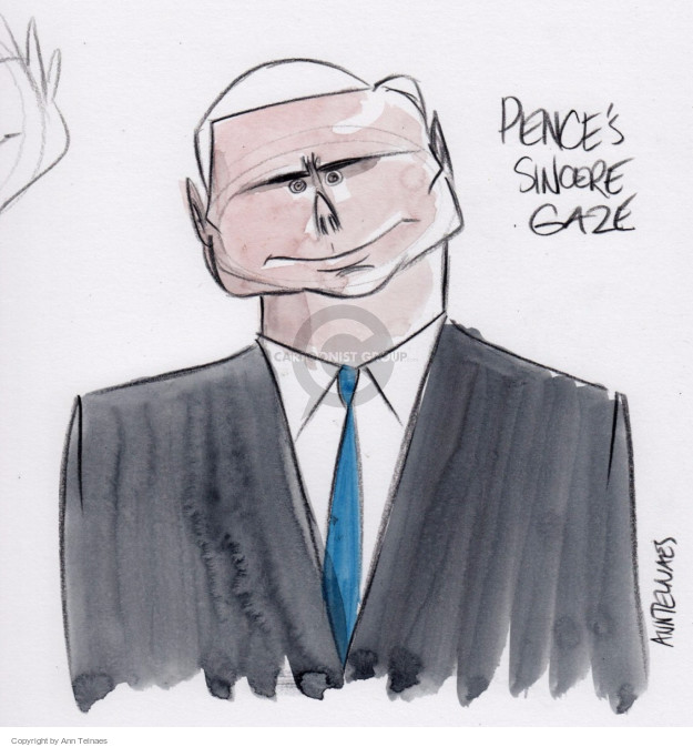 Cartoonist Ann Telnaes  Ann Telnaes' Editorial Cartoons 2016-10-04 political debate