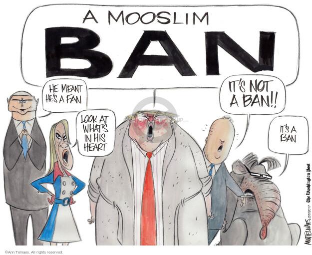 Cartoonist Ann Telnaes  Ann Telnaes' Editorial Cartoons 2017-02-06 presidential administration