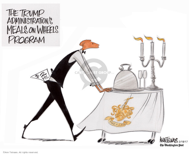 Ann Telnaes  Ann Telnaes' Editorial Cartoons 2017-03-19 country