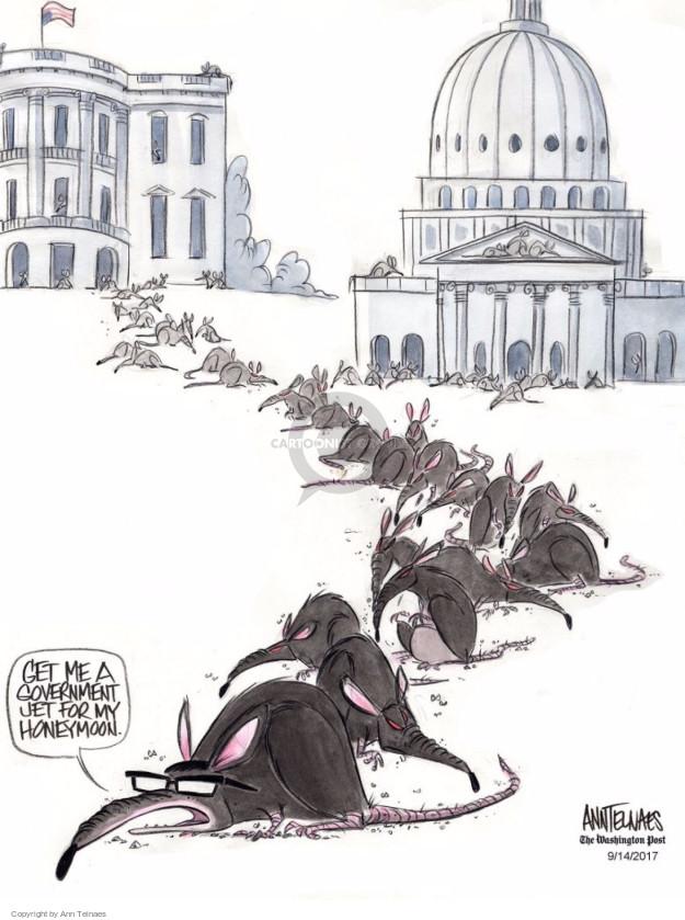 Ann Telnaes  Ann Telnaes' Editorial Cartoons 2017-09-14 state