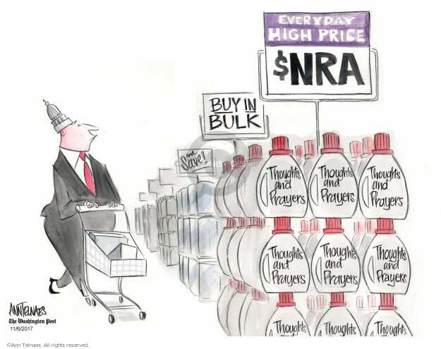 Cartoonist Ann Telnaes  Ann Telnaes' Editorial Cartoons 2017-11-06 mass