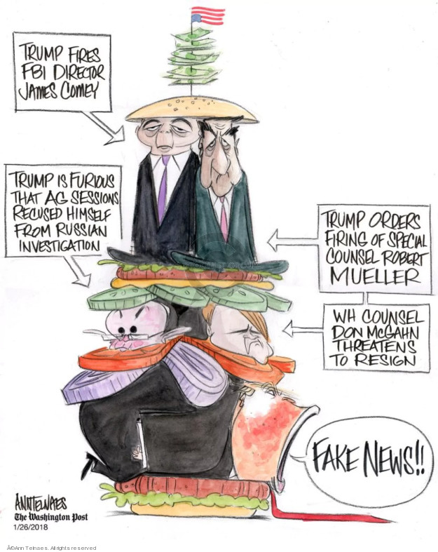 Ann Telnaes  Ann Telnaes' Editorial Cartoons 2018-01-26 director