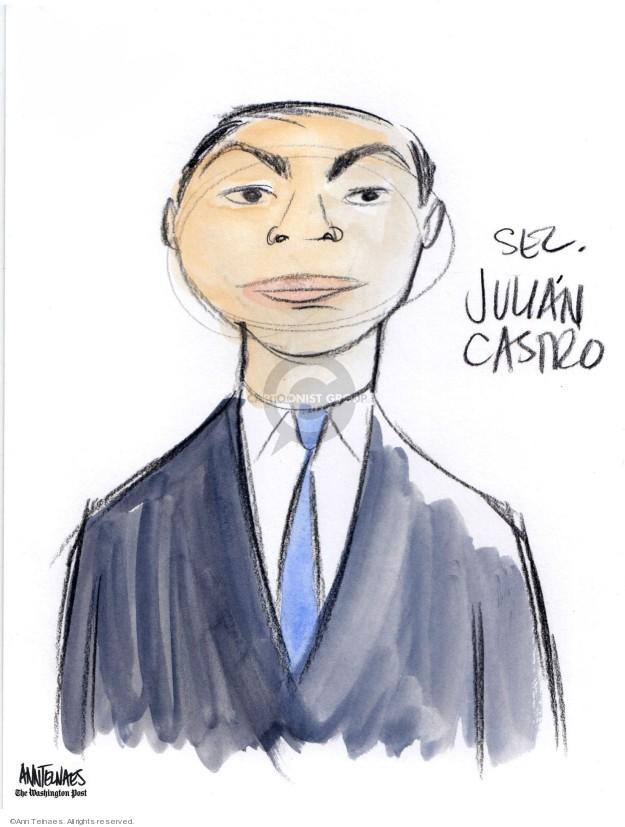 Cartoonist Ann Telnaes  Ann Telnaes' Editorial Cartoons 2019-06-26 democratic