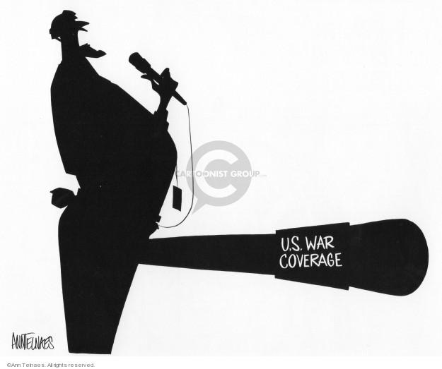 Ann Telnaes  Ann Telnaes' Editorial Cartoons 2003-04-01 Iraq