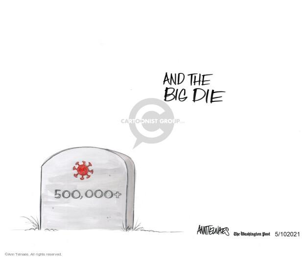 Ann Telnaes  Ann Telnaes' Editorial Cartoons 2021-05-10 crisis