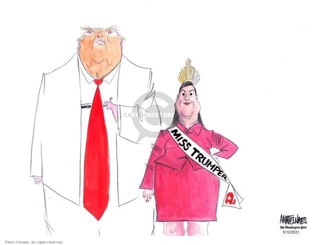 Ann Telnaes  Ann Telnaes' Editorial Cartoons 2021-05-13 party