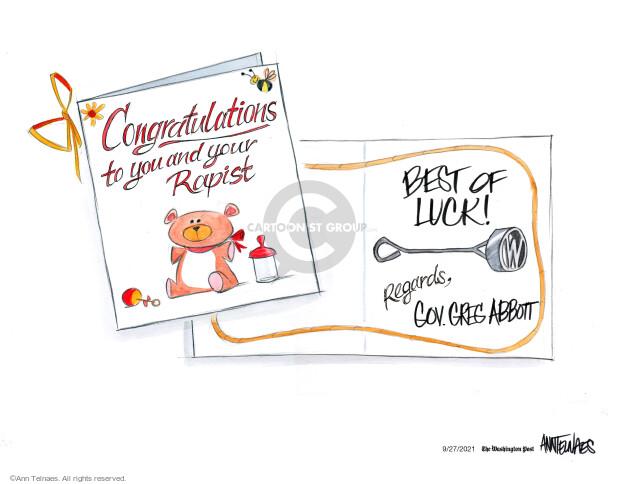 Ann Telnaes  Ann Telnaes' Editorial Cartoons 2021-09-27 Ann