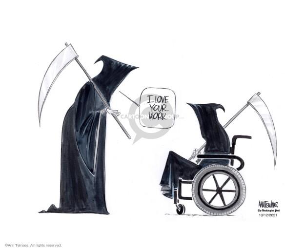 Ann Telnaes  Ann Telnaes' Editorial Cartoons 2021-10-12 Ann