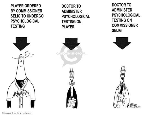 Ann Telnaes  Ann Telnaes' Editorial Cartoons 2000-01-09 test