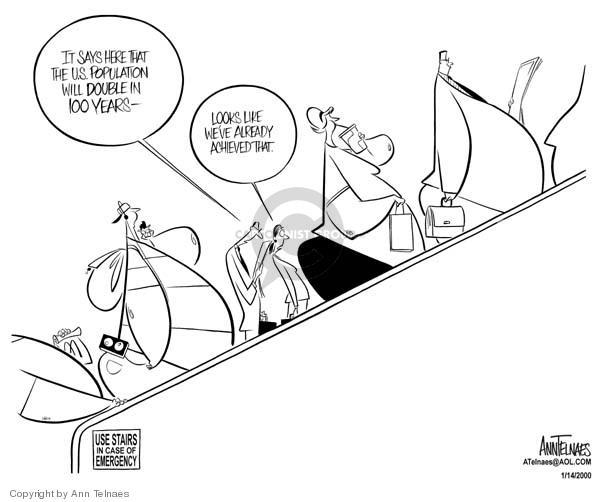 Cartoonist Ann Telnaes  Ann Telnaes' Editorial Cartoons 2000-01-14 year