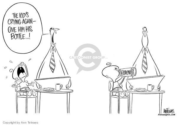 Ann Telnaes  Ann Telnaes' Editorial Cartoons 2000-02-28 development