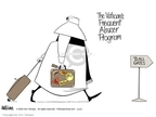 Cartoonist Ann Telnaes  Ann Telnaes' Editorial Cartoons 2004-06-22 sexual abuse