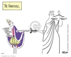 Cartoonist Ann Telnaes  Ann Telnaes' Editorial Cartoons 2004-06-29 court decision