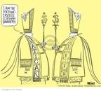 Cartoonist Ann Telnaes  Ann Telnaes' Editorial Cartoons 2004-07-10 case