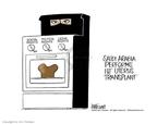 Cartoonist Ann Telnaes  Ann Telnaes' Editorial Cartoons 2002-03-08 off