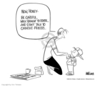 Cartoonist Ann Telnaes  Ann Telnaes' Editorial Cartoons 2002-05-14 sexual abuse