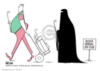 Ann Telnaes  Ann Telnaes' Editorial Cartoons 2002-10-16 ban