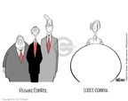 Ann Telnaes  Ann Telnaes' Editorial Cartoons 2002-11-06 2002 election