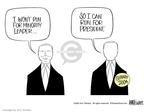 Cartoonist Ann Telnaes  Ann Telnaes' Editorial Cartoons 2002-11-10 2004 election