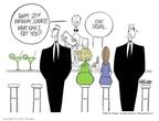 Ann Telnaes  Ann Telnaes' Editorial Cartoons 2002-11-25 21st