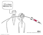 Cartoonist Ann Telnaes  Ann Telnaes' Editorial Cartoons 2003-02-25 North Korea